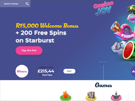 casino-joy-website-screenshot