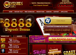 Silversands Online Casino Download