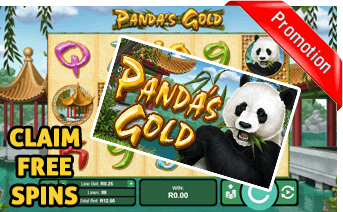 New Panda's Gold Slot Play Now With Free Spins Bonuses