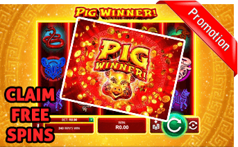 New Pig Winner Slot Play Now With Free Spins Bonuses