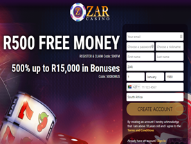 zar-casino-website-screenshot